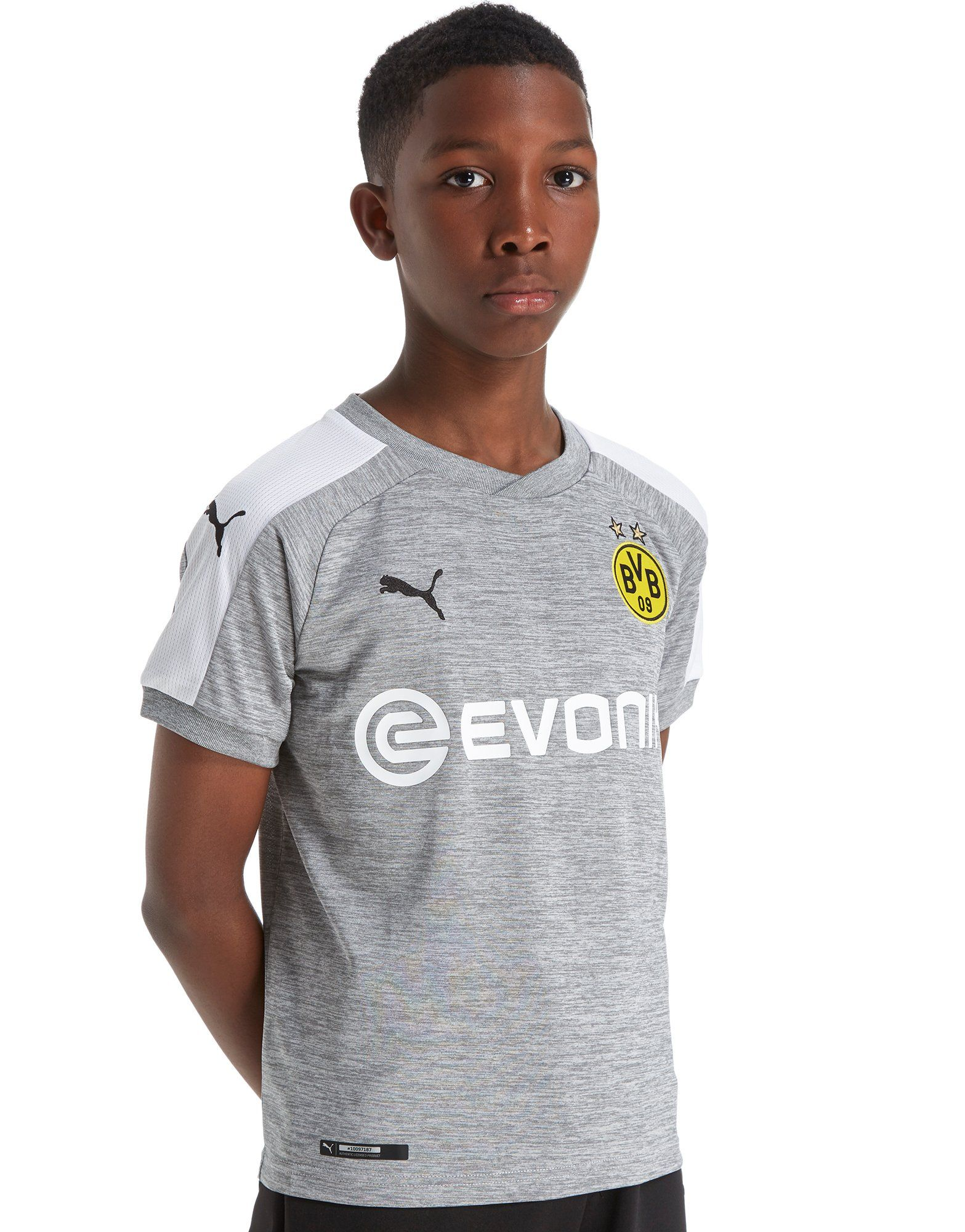 PUMA Maillot Borussia Dortmund 2017/18 Third Junior