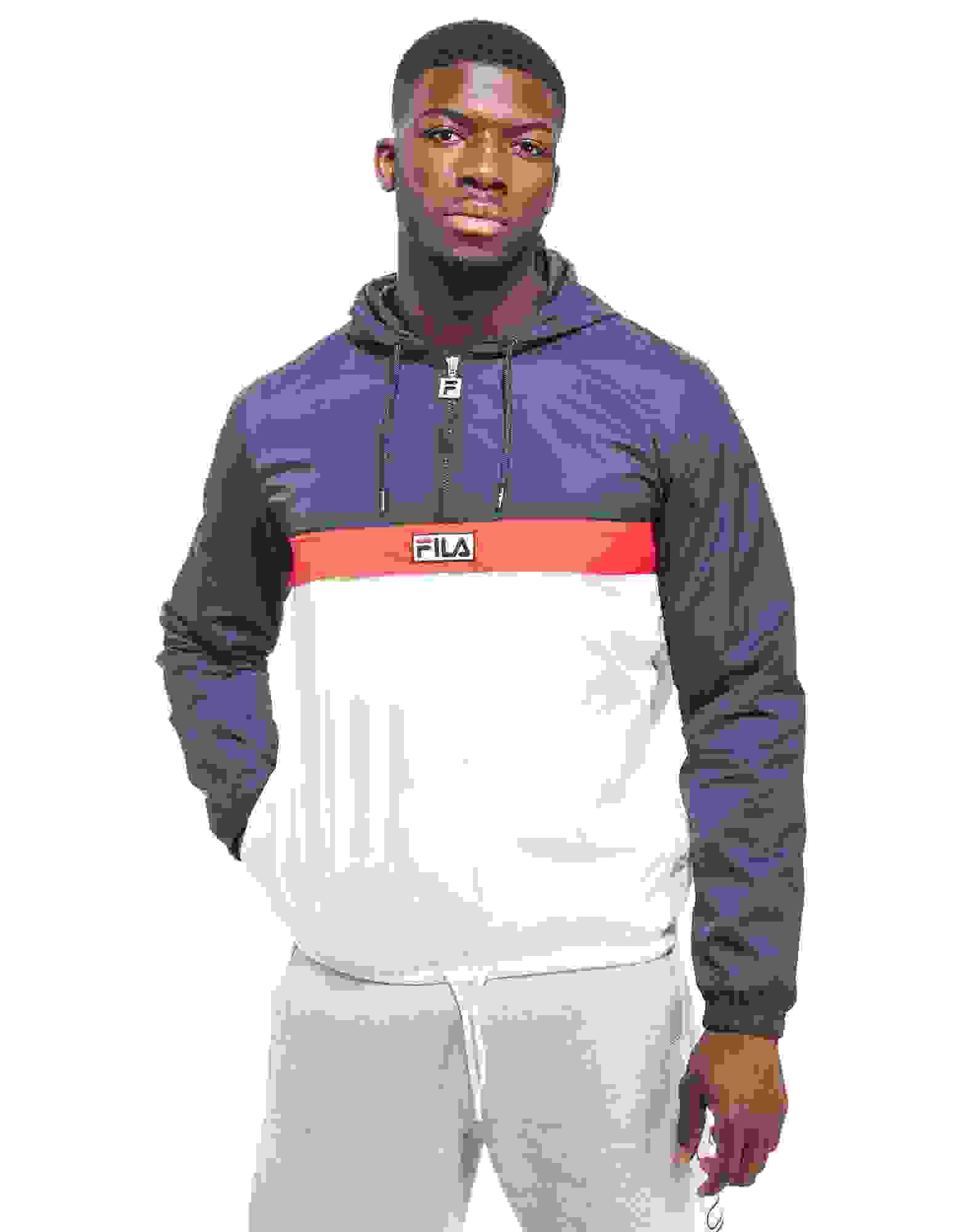 fila 1 4 zip. fila greene 1/4 zip jacket 1 4