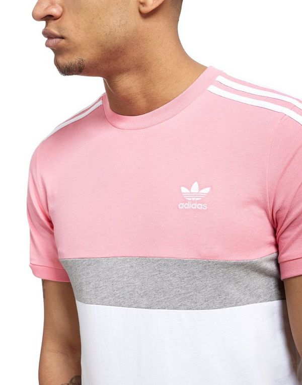 adidas california t shirt rosa