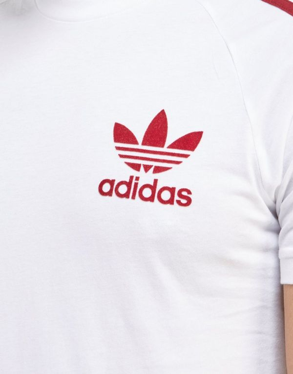 adidas california t shirt xs