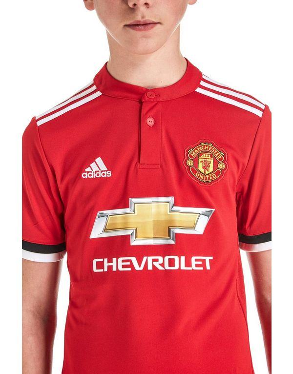 adidas camiseta 1.ª equipación Manchester United 2017 18 júnior  61a0ff6533aca