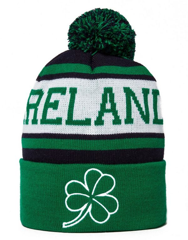Official Team Ireland Beanie Hat  a0b720610aa