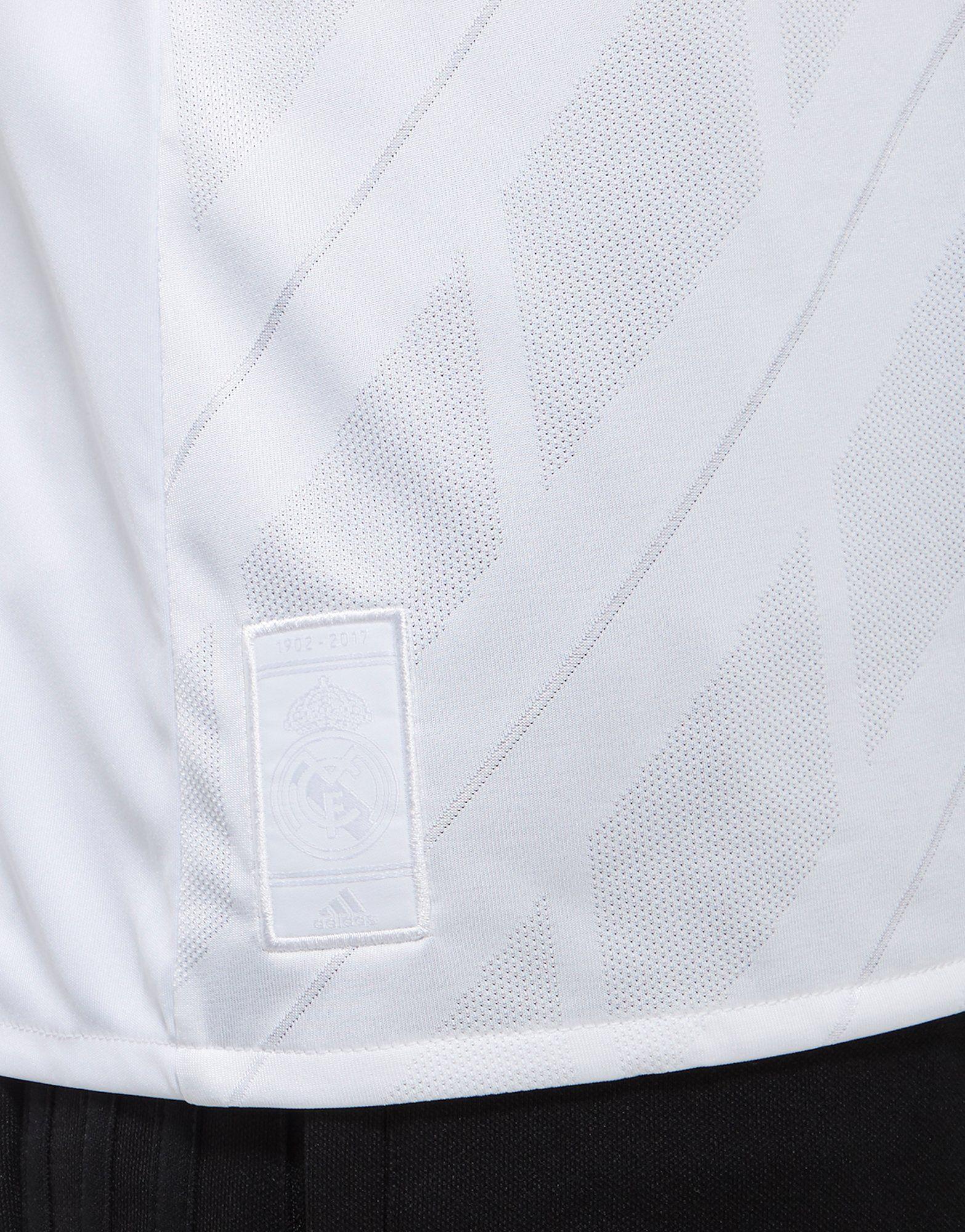 adidas Real Madrid 2017/18 Home Shirt