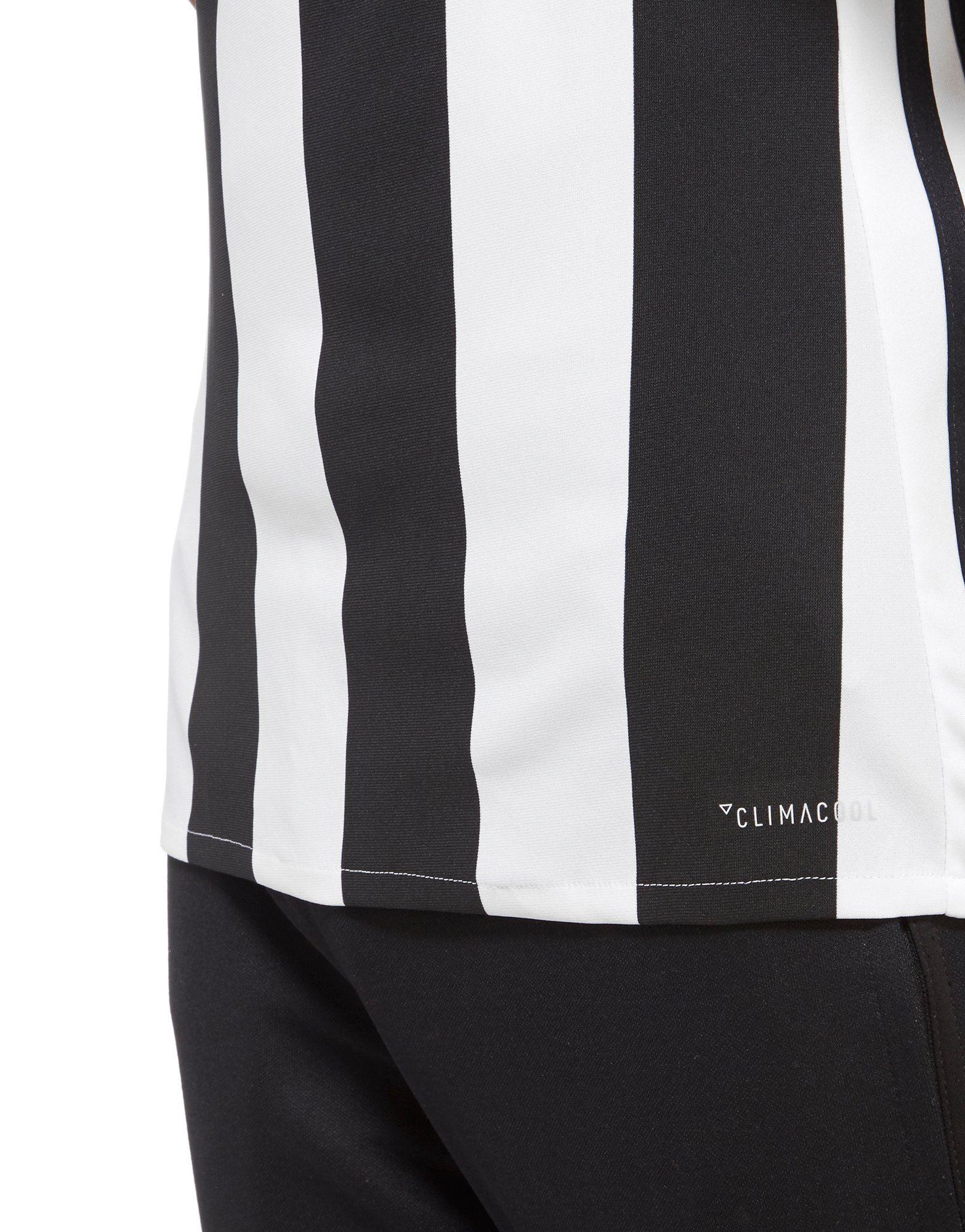 adidas Juventus 2017/18 Home Shirt