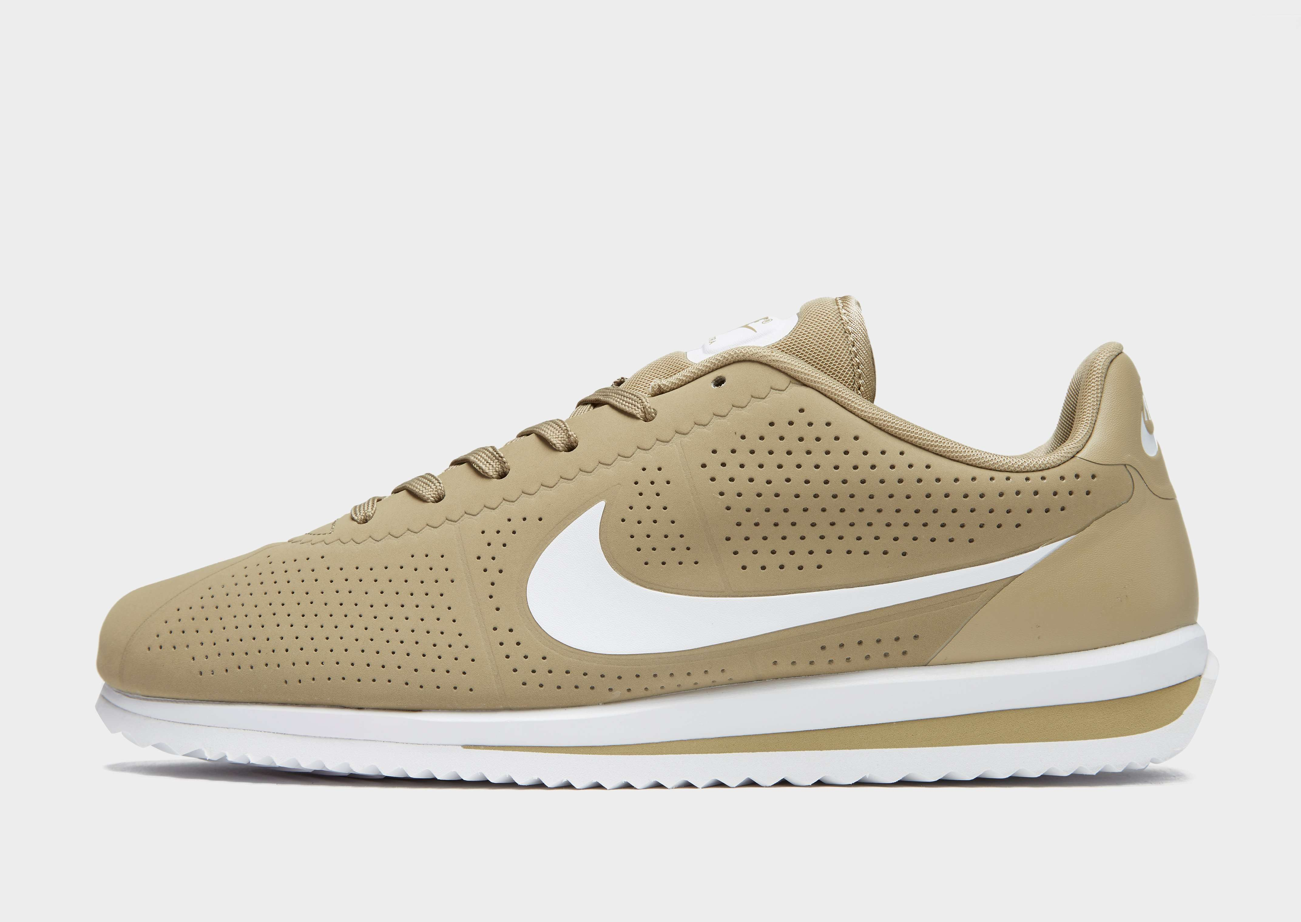 Nike Cortez Ultra Moire - Men's Trainers - Green 273259