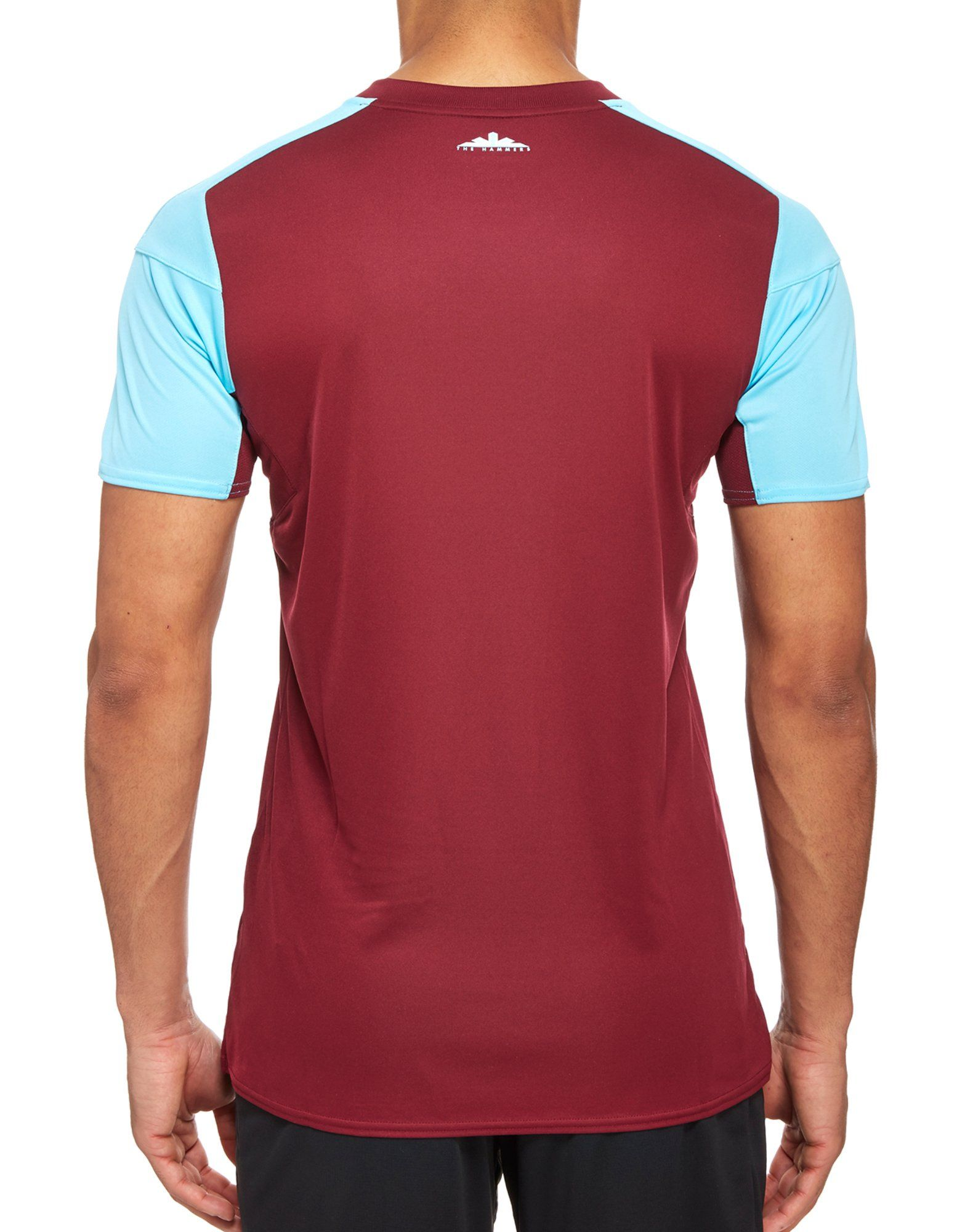 Umbro 18 Umbro Rot 2017 Home Ham West Shirt United West rYxTwr