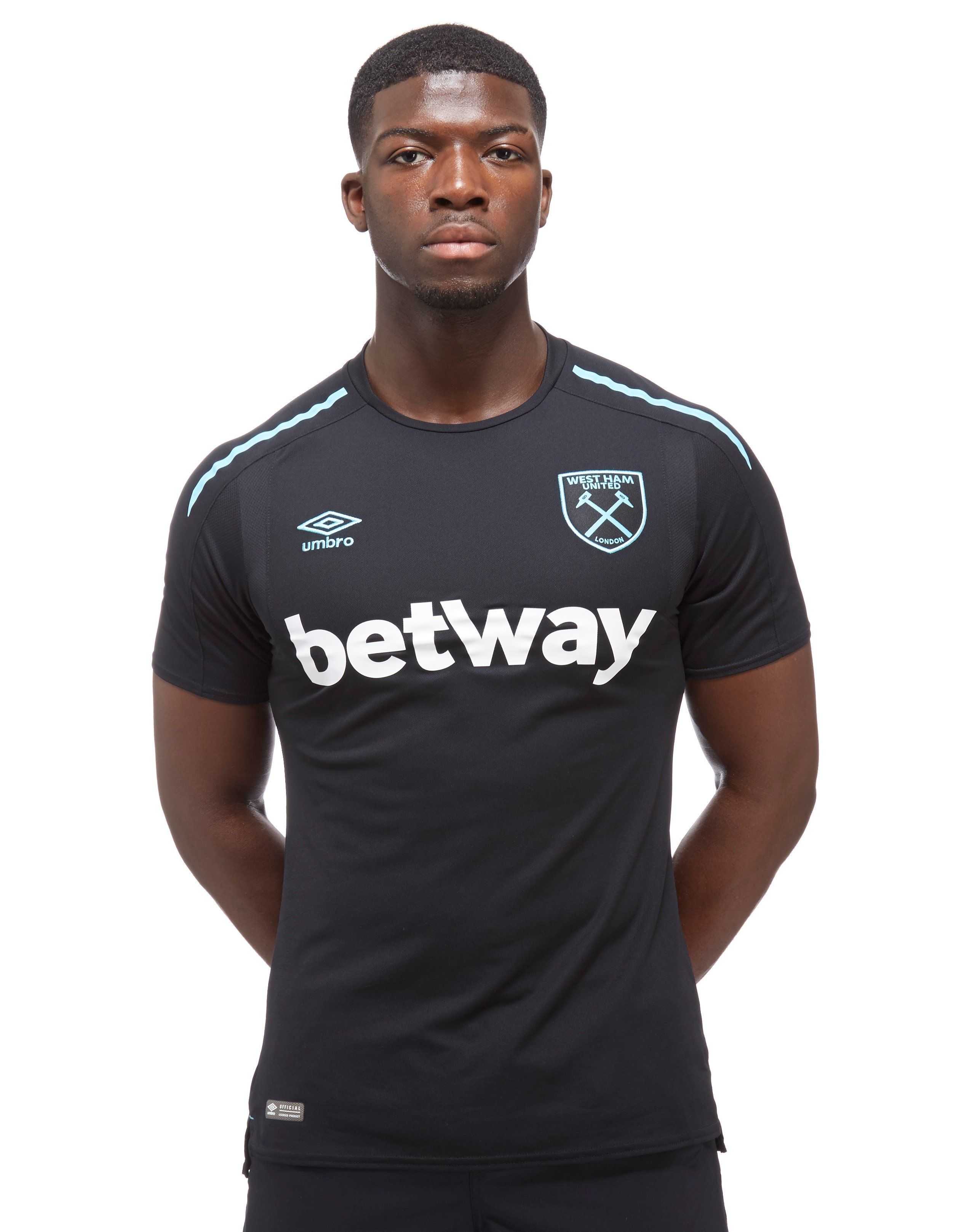Umbro West Ham United 2017/18 Away Shirt
