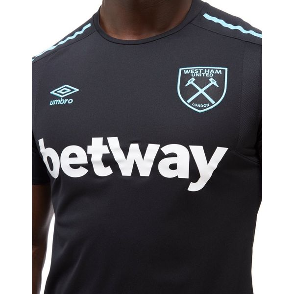 Umbro West Ham United 2017 18 Away Shirt Jd Sports