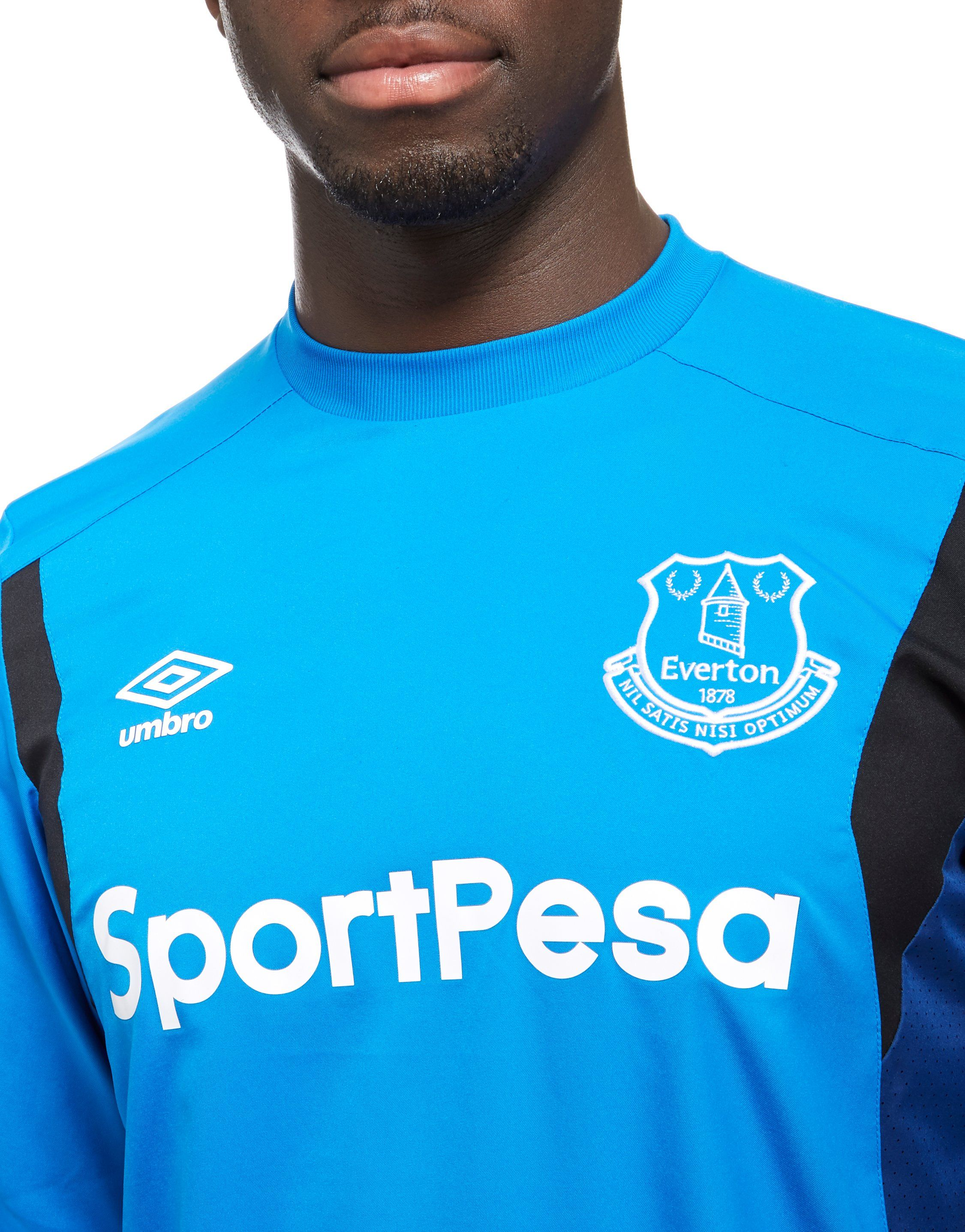 Umbro Everton FC Training Drill Top