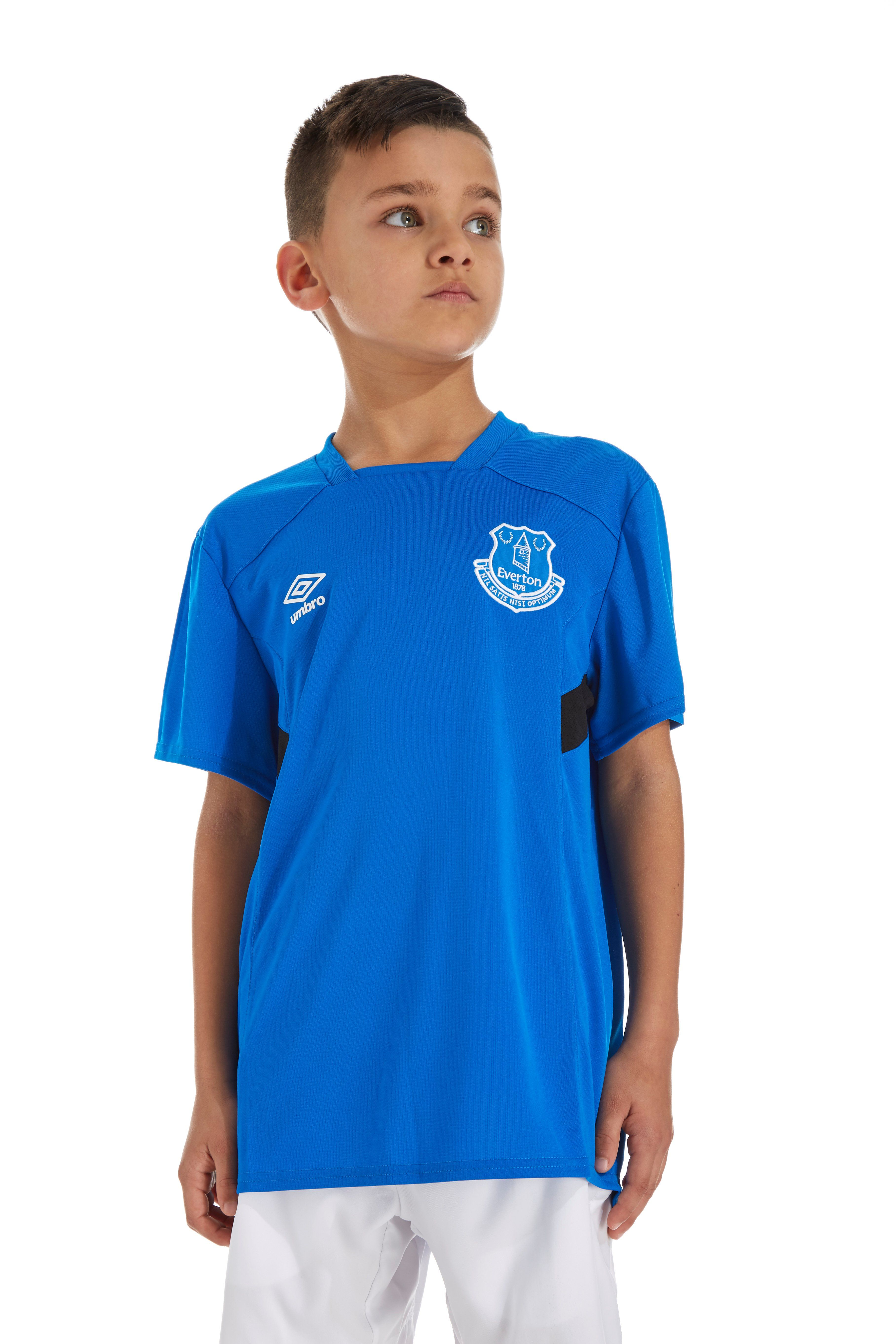 Everton FC Training Shirt Junior