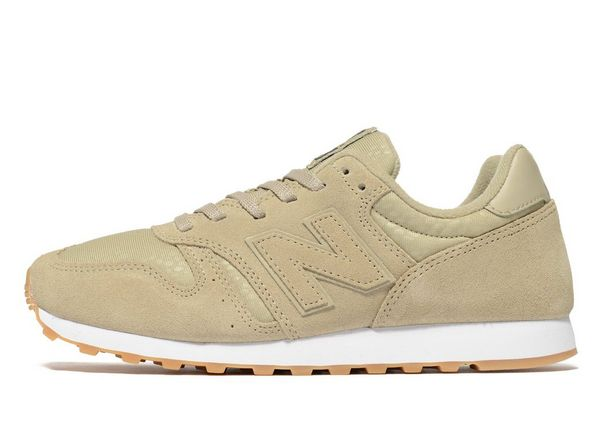 new balance 373 tonal cream