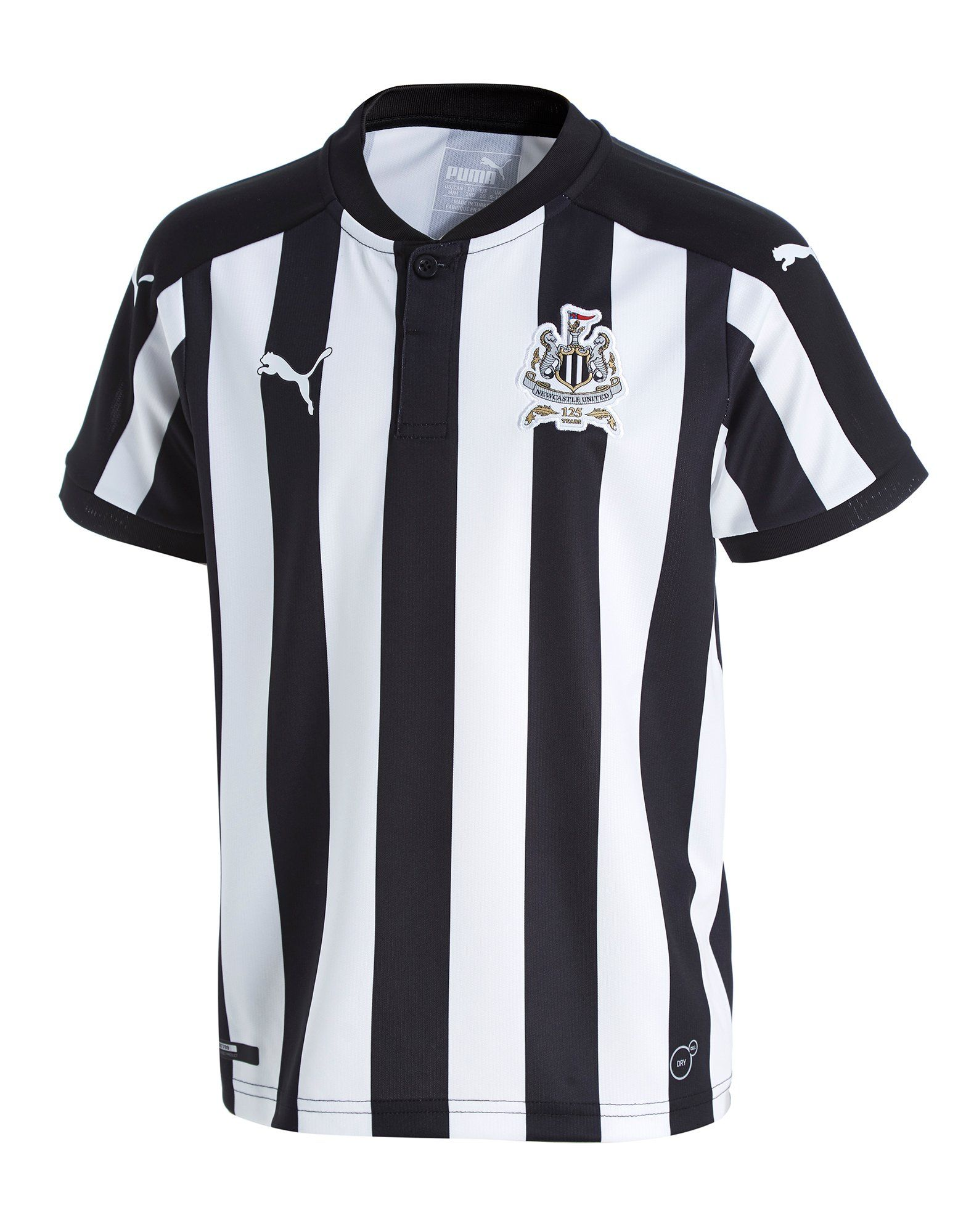 a1beec5c6eb PUMA Newcastle United 2017 18 Home Shirt Junior ...