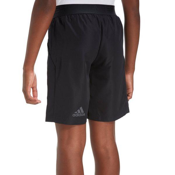 40738db928d038 ... adidas Messi Woven Shorts Junior ...