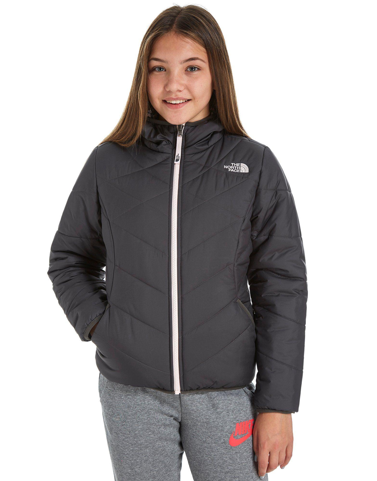 The North Face Girls Perrito Reversible Jacket Junior