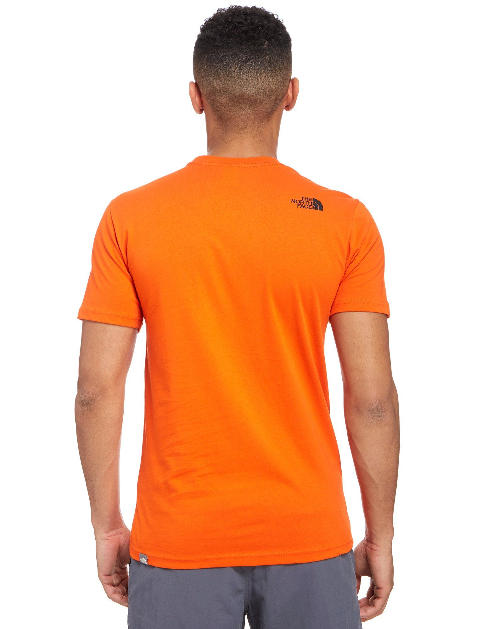The North Face Fine Box T-Shirt Heren