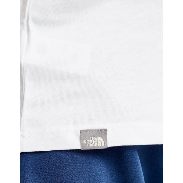The North Face Raglan Easy T-Shirt Heren