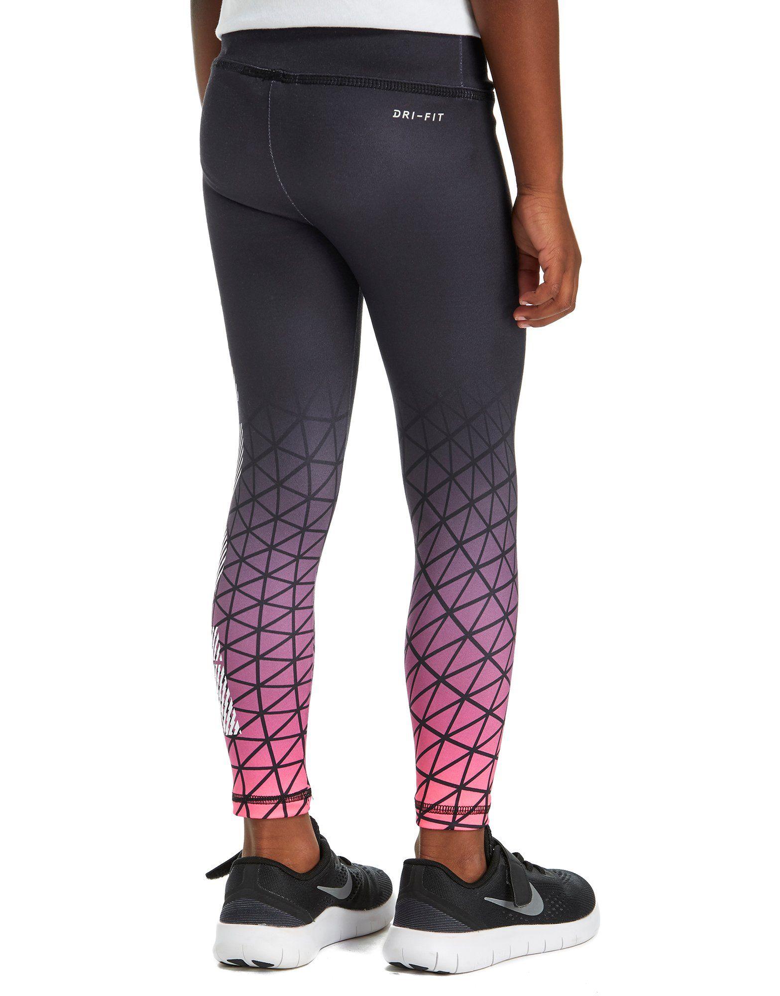 Nike Girls' Just Do It Leggings Children