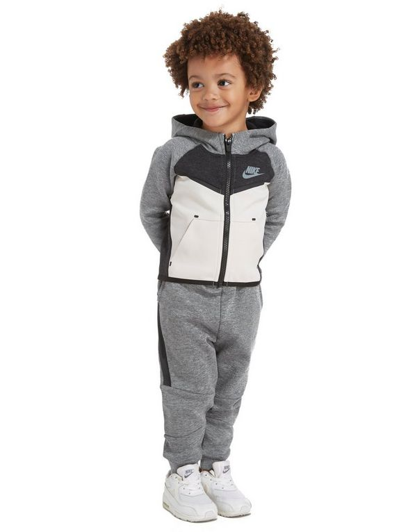 185cf9b5557d Nike Tech Fleece Two-Piece Tracksuit Infant
