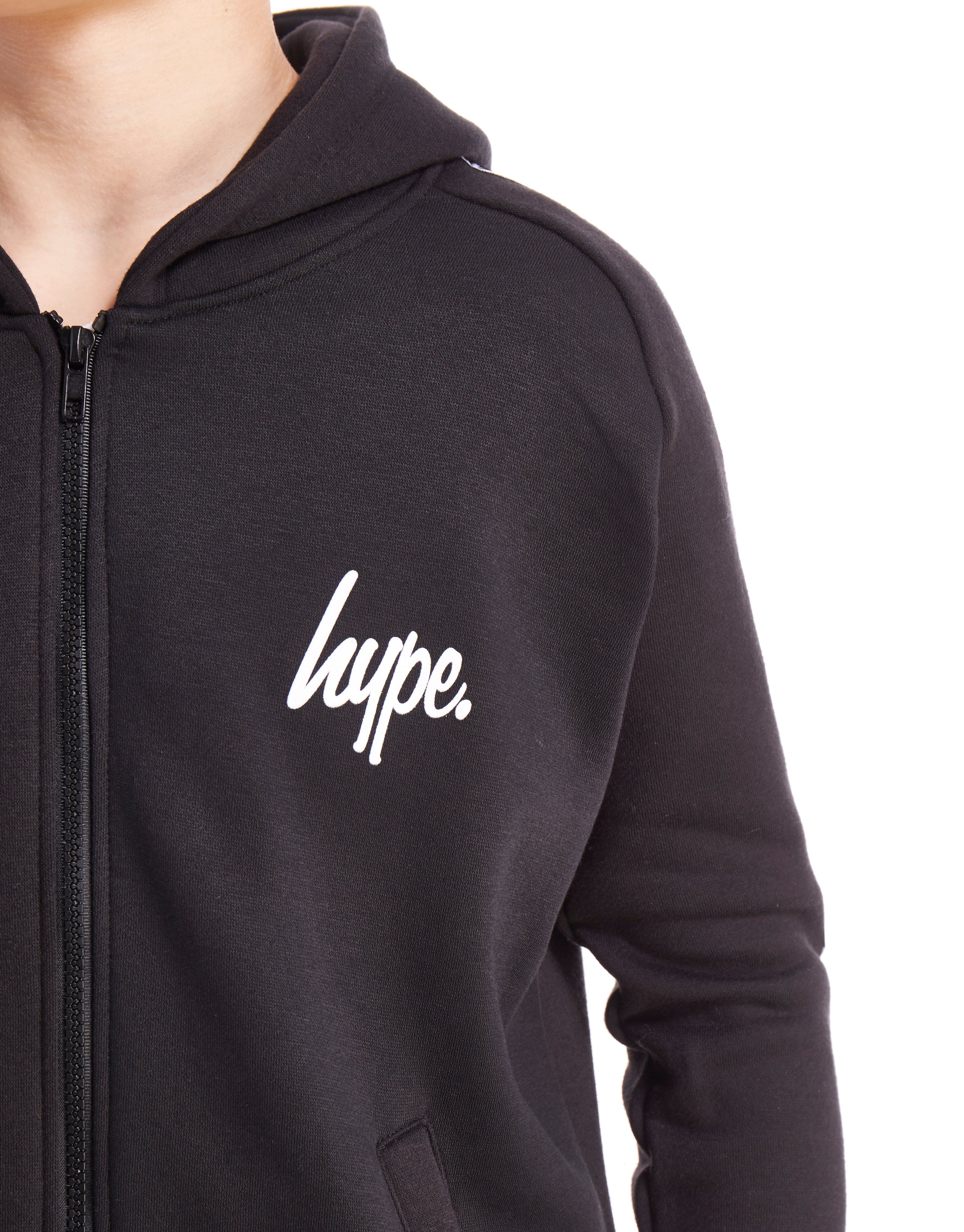 Hype Tape Full Zip Hoody Junior