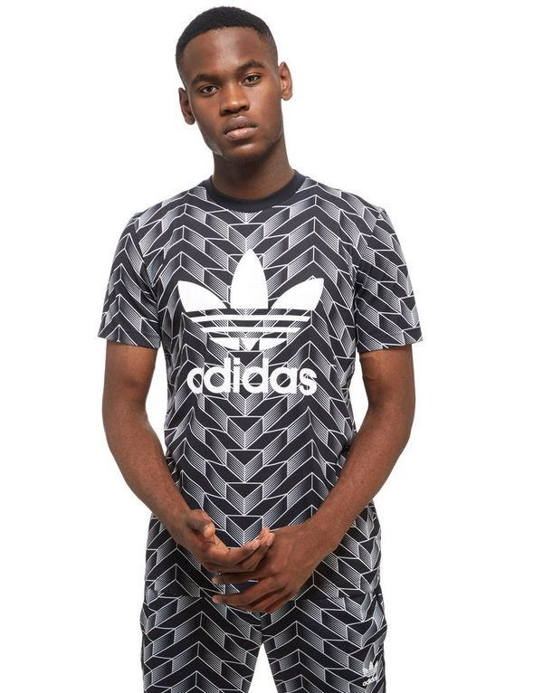 adidas Originals Soccer Trefoil Short Sleeve T-Shirt