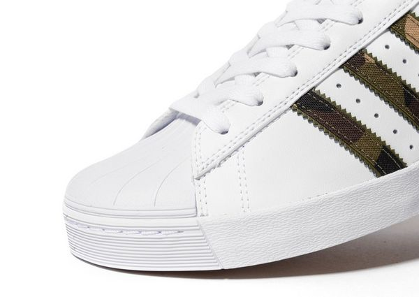 SUPERSTAR VULC ADV GRY/BLK Canadian Mens & Womens