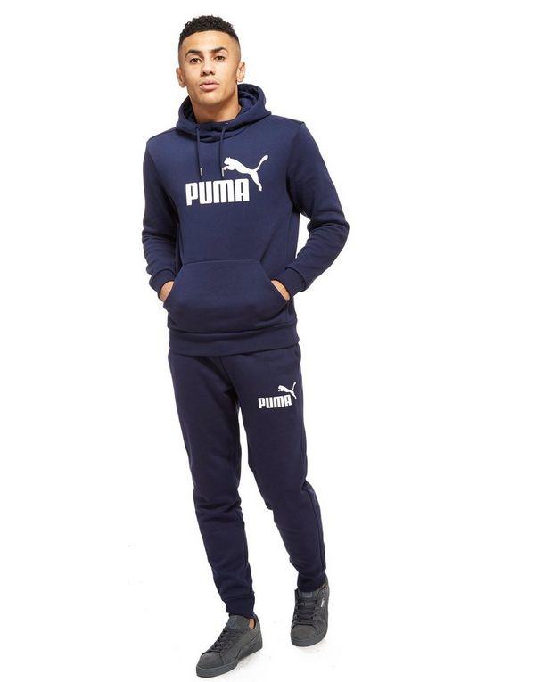 navy blue puma jumper