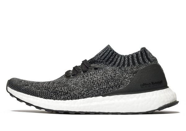 Adidas Ultra Boost Uncaged Womens Running Shoes Black GKA6087