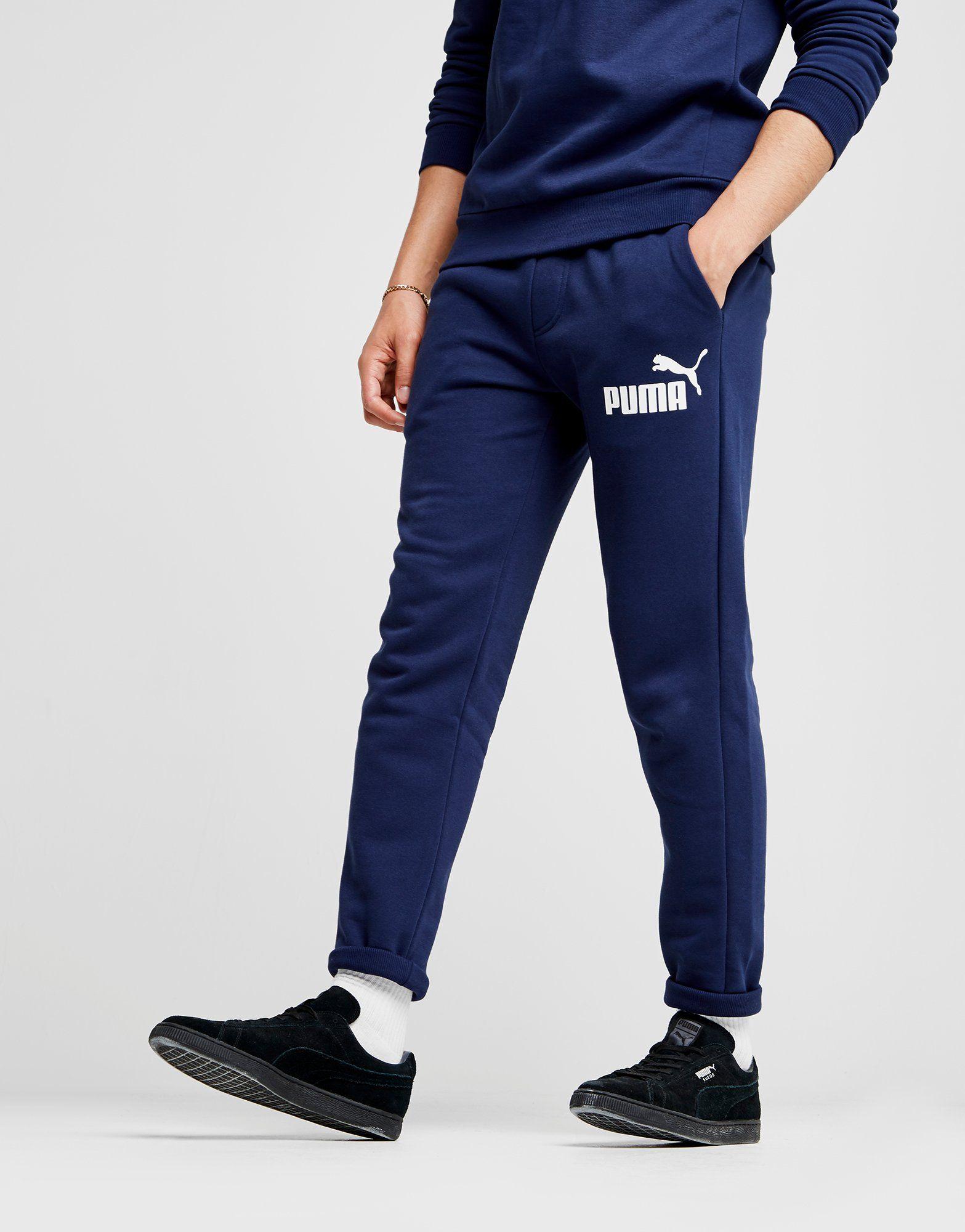 Leather gloves mens jd - Puma Core Logo Pants