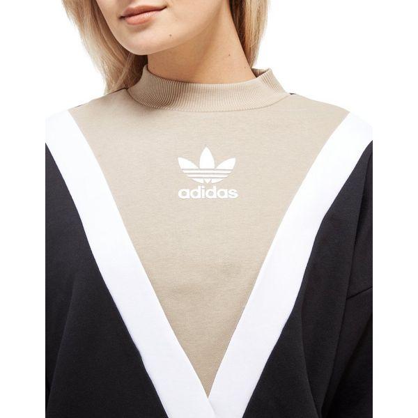 adidas t shirt damen beige