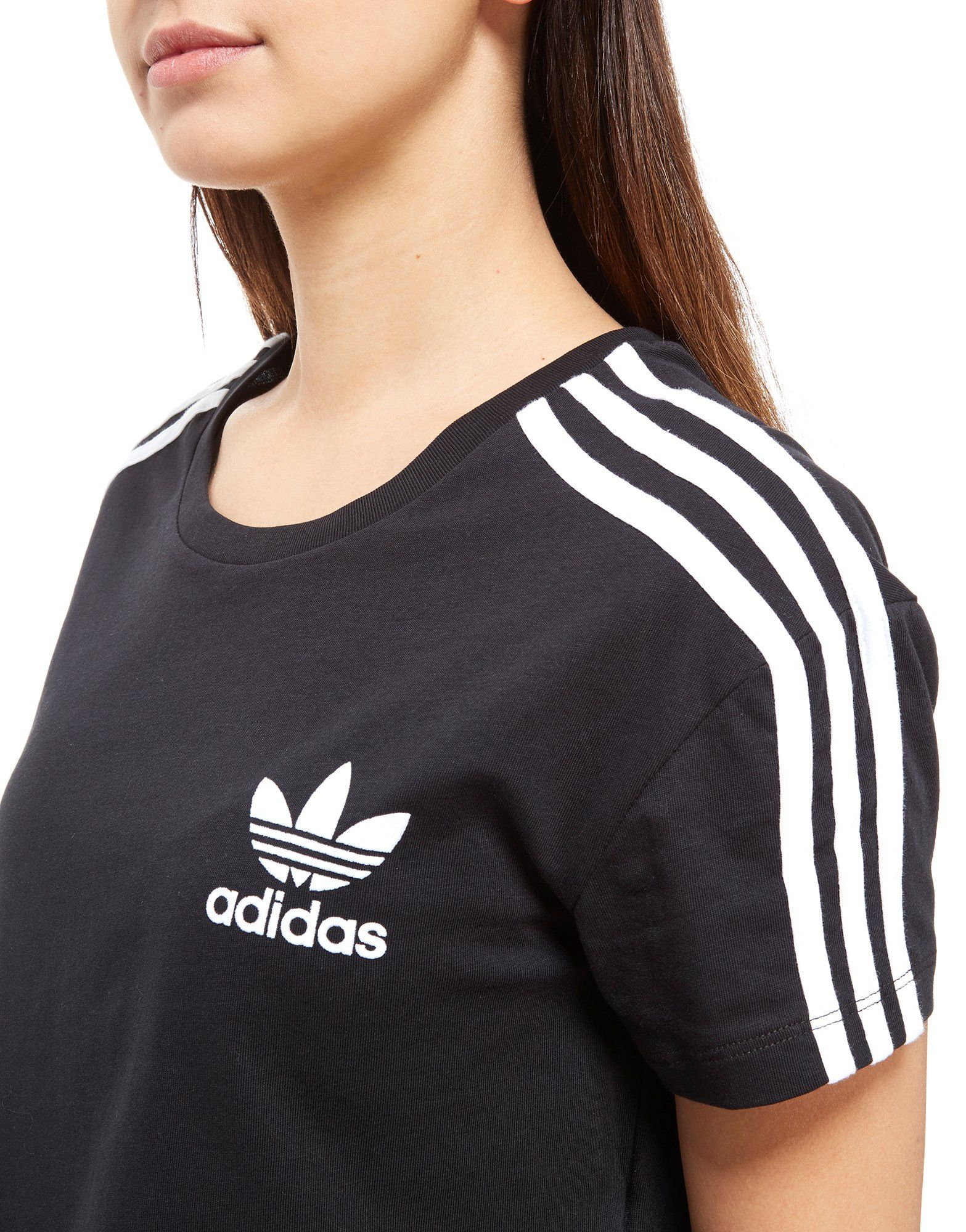 adidas Originals camiseta Crop California