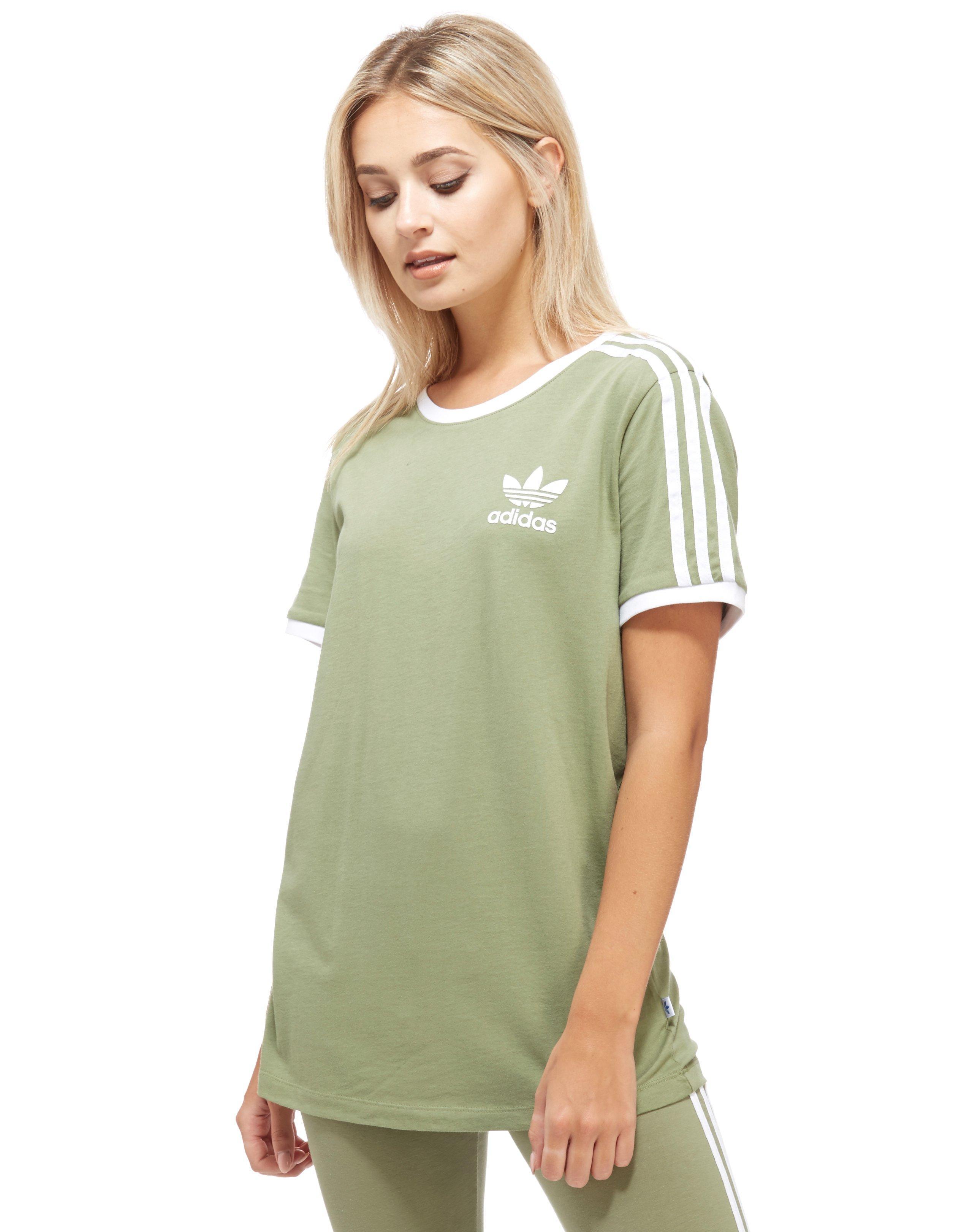adidas originals california t shirt women's