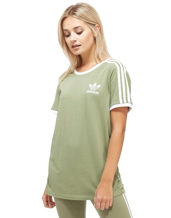 adidas originals t shirt california femme jd sports. Black Bedroom Furniture Sets. Home Design Ideas