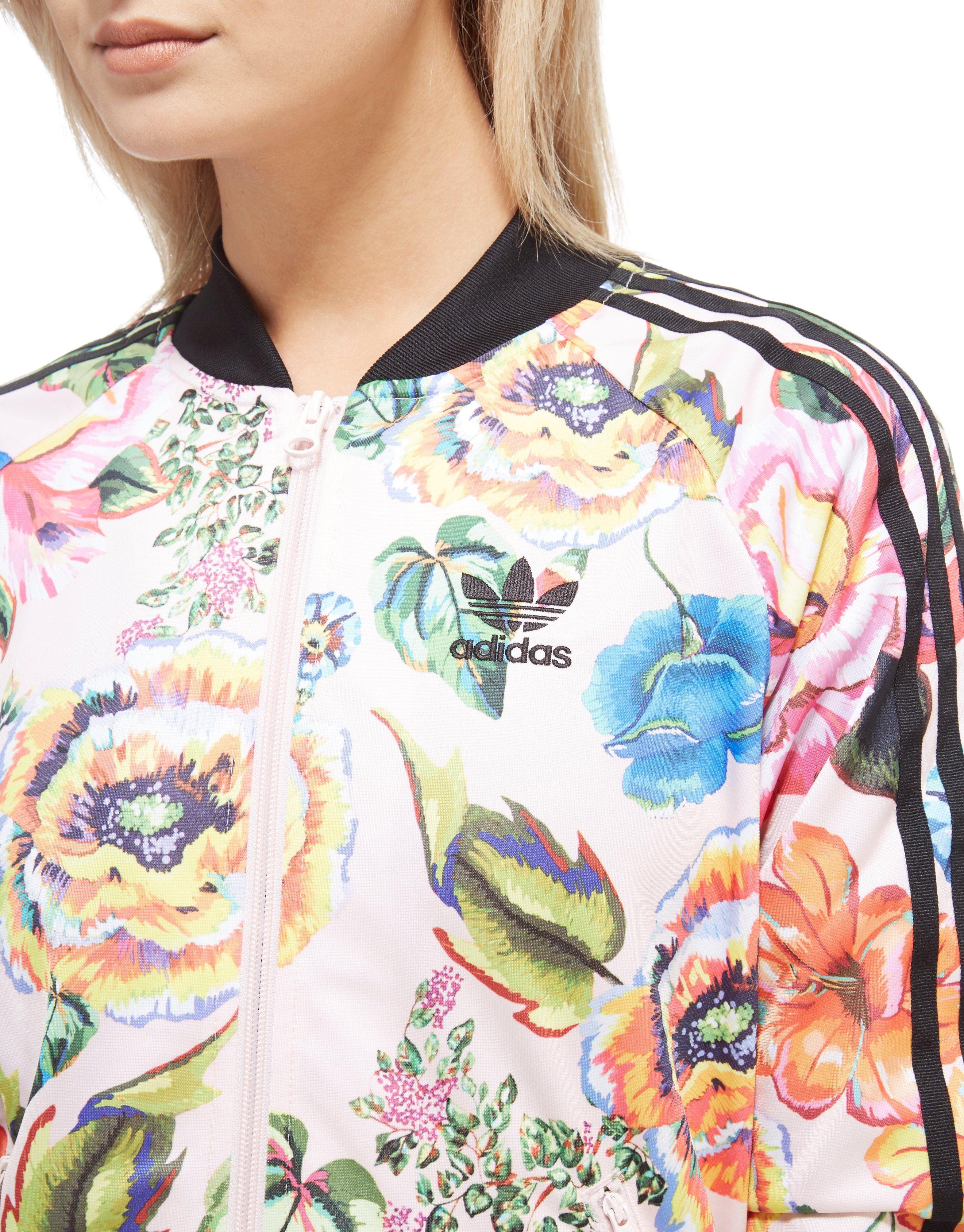 adidas Originals chaqueta FARM Superstar All Over Print