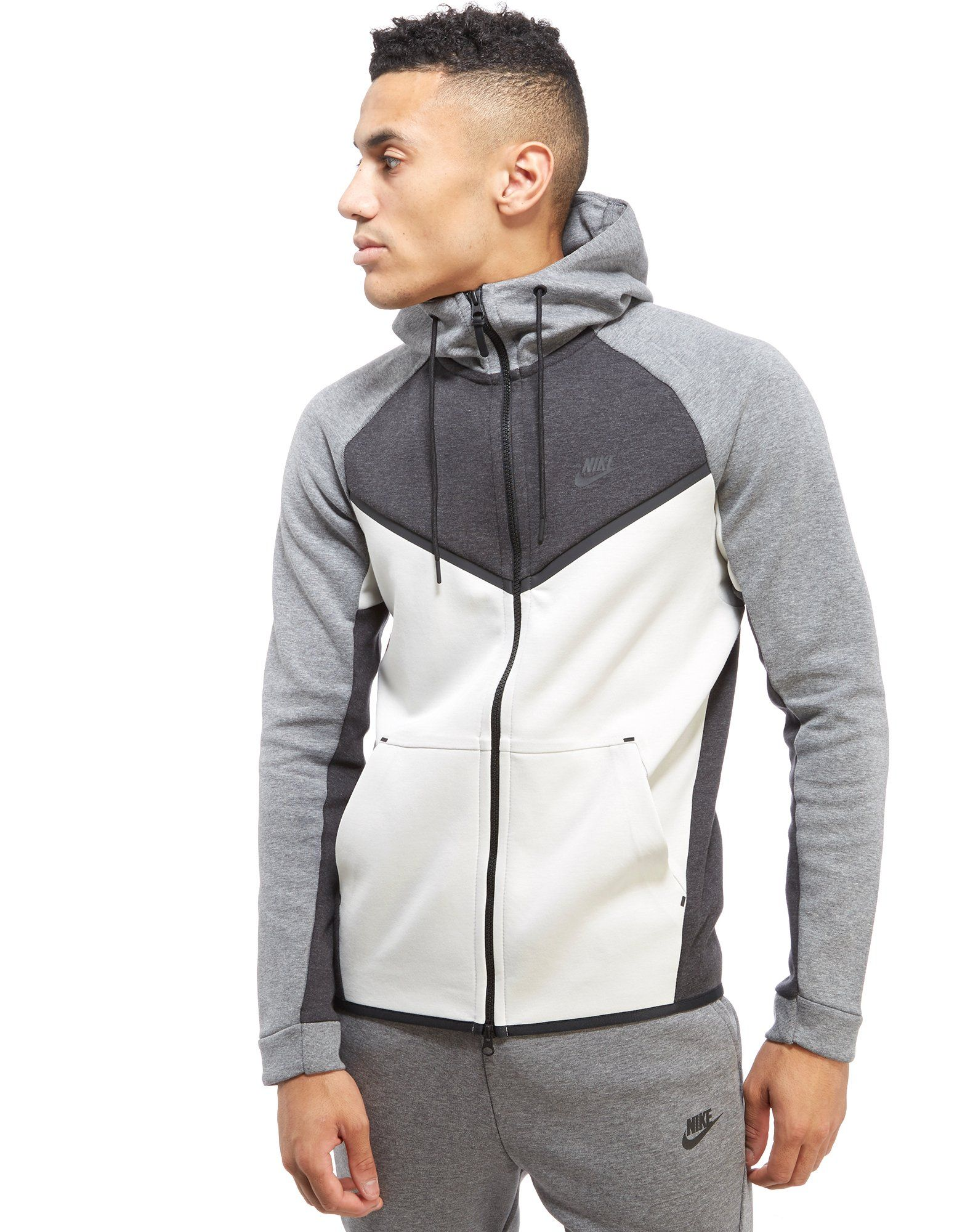 nike tech fleece windrunner hoodie jd sports. Black Bedroom Furniture Sets. Home Design Ideas