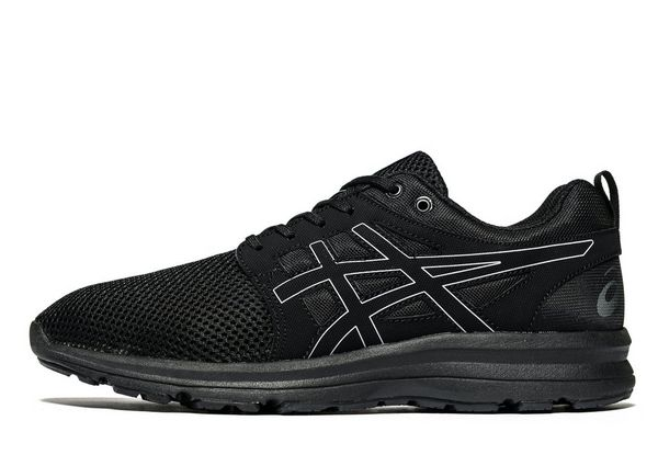 asics black jd