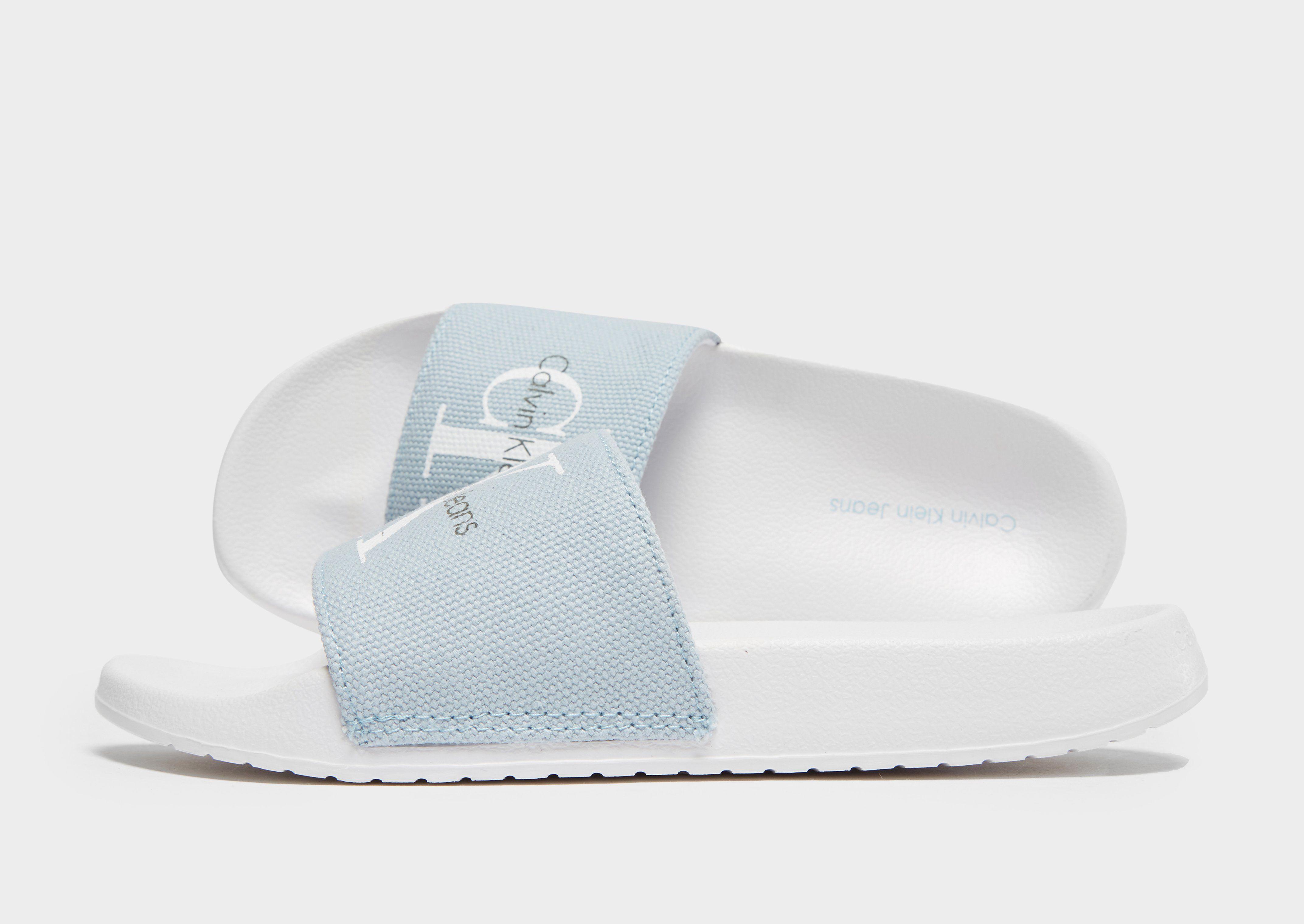 320e398b9e04 Calvin Klein Jeans Chantal Slides Women s