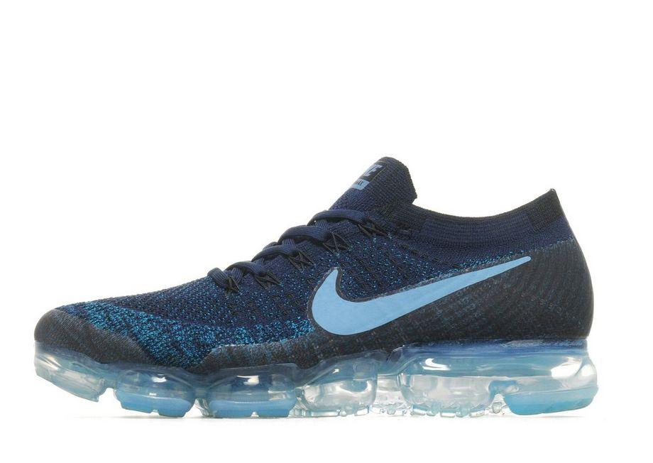 Nike Vapormax Blue Flyknit