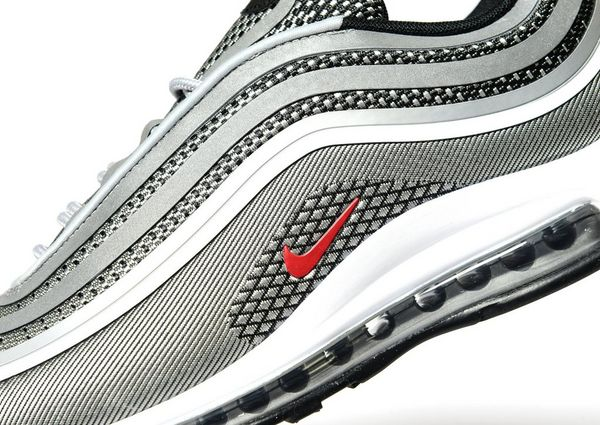 nike air max 97 ultra junior silver