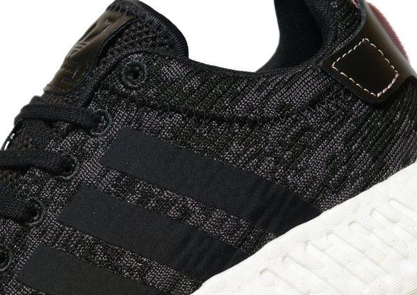 adidas originals nmd r2 women's black
