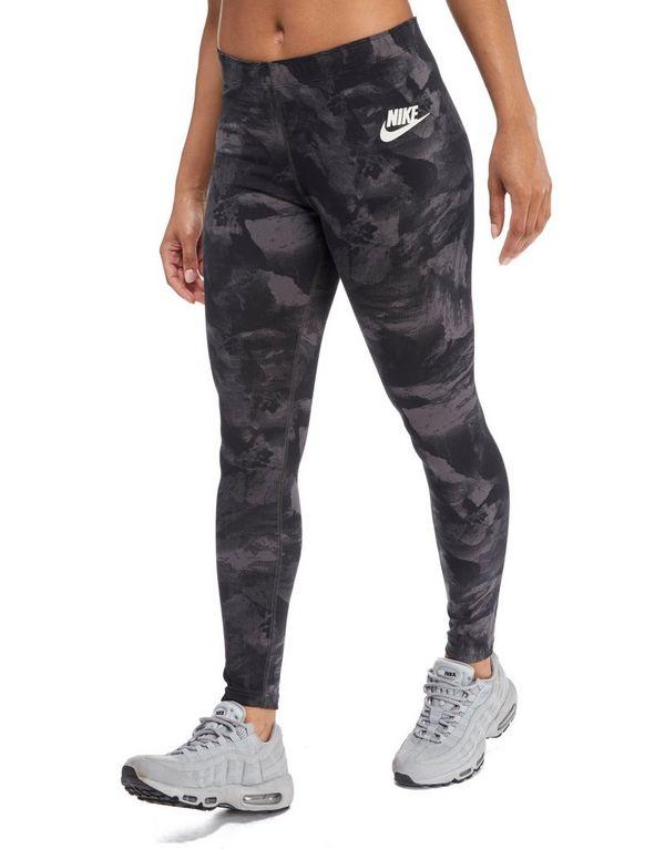 nike glacier all over print leggings jd sports. Black Bedroom Furniture Sets. Home Design Ideas