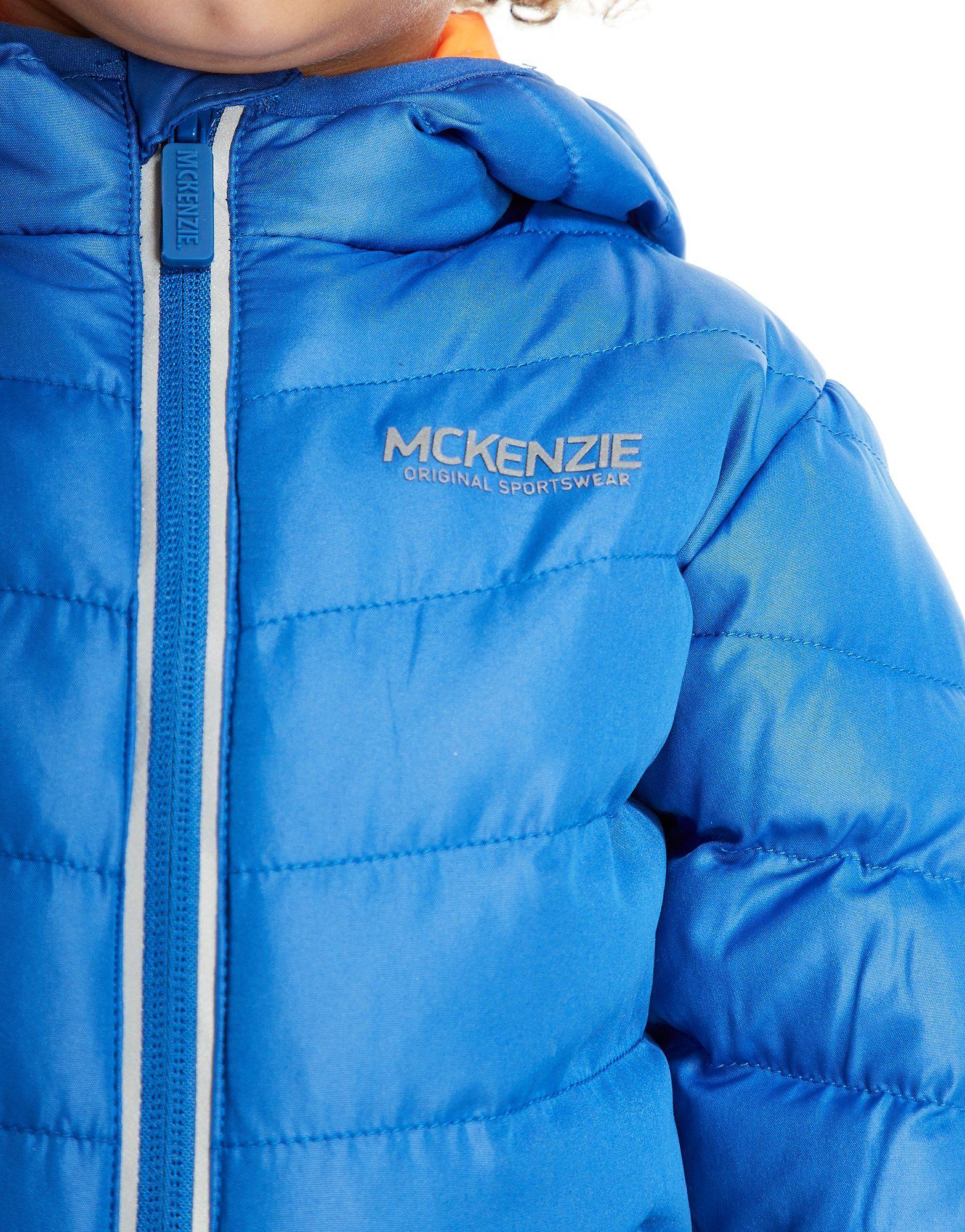 McKenzie chaqueta Oxford