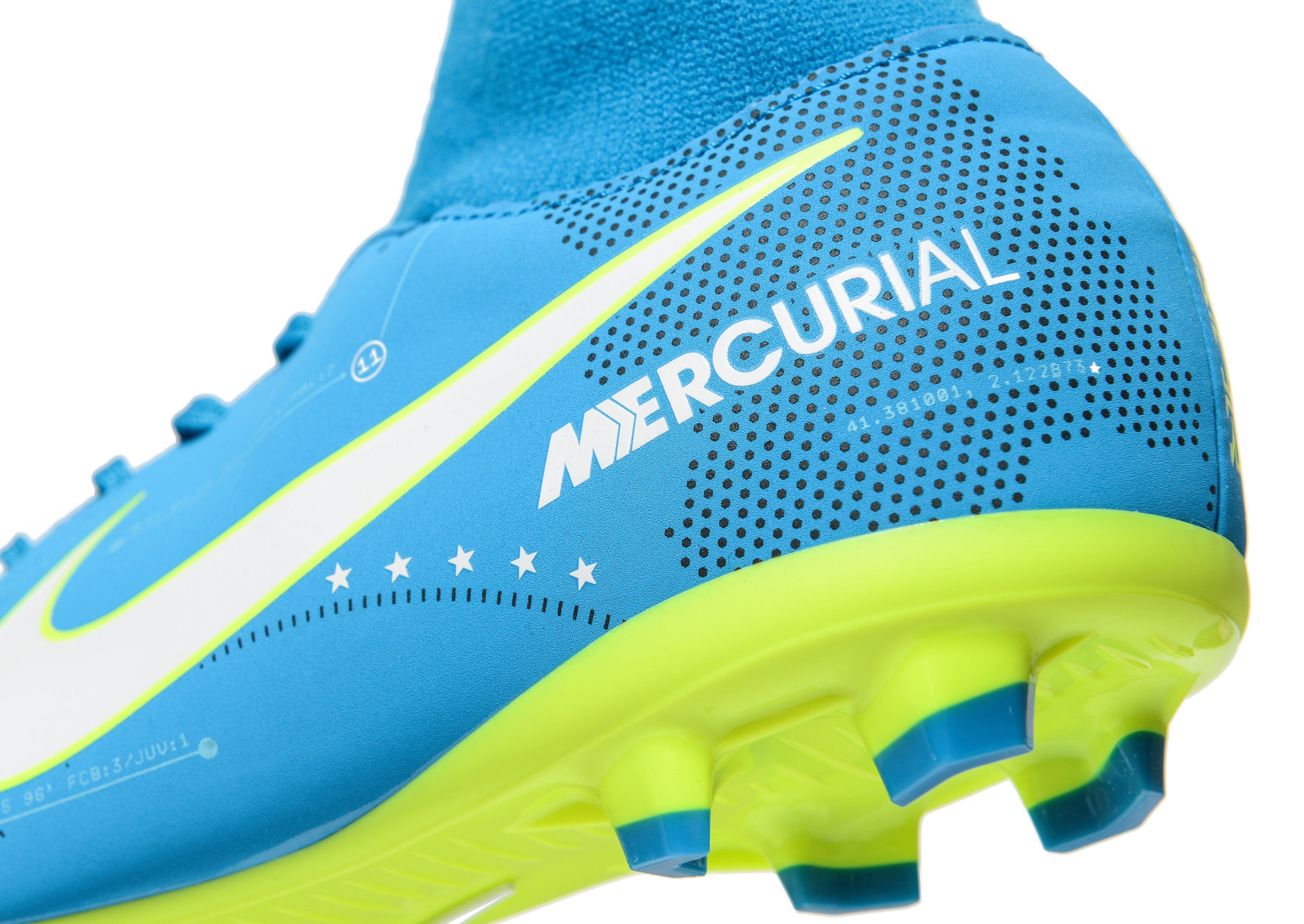 Nike Written In The Stars Neymar Mercurial Victory FG J