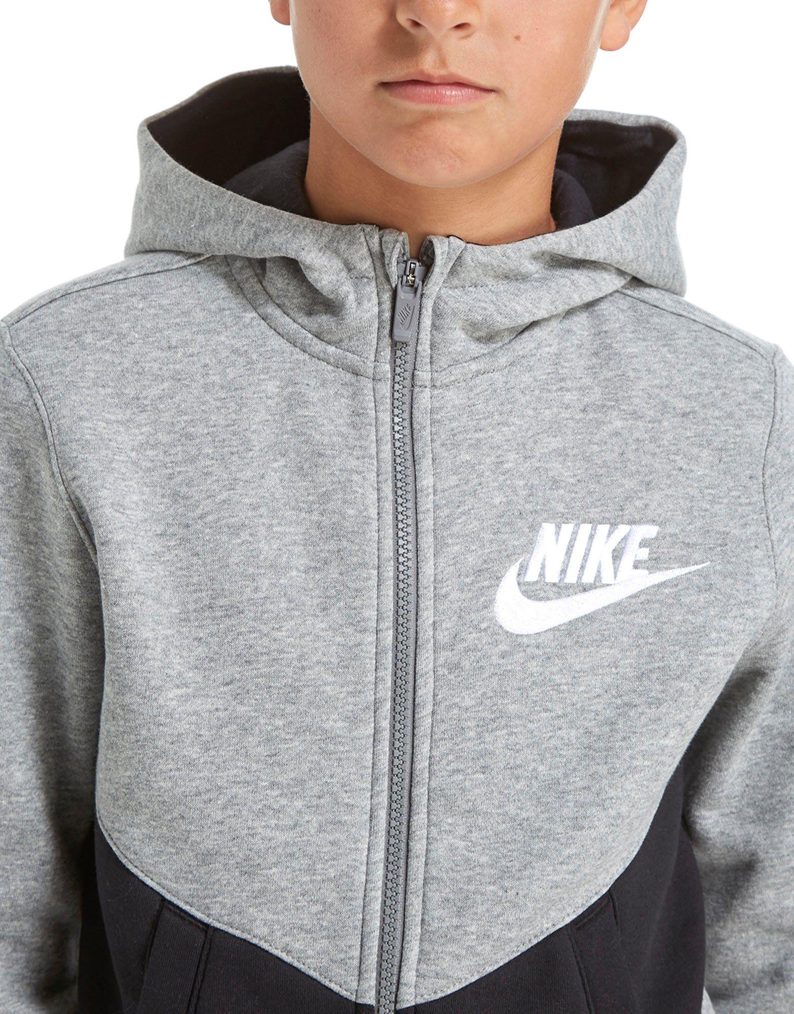 Nike Fleece Suit Junior