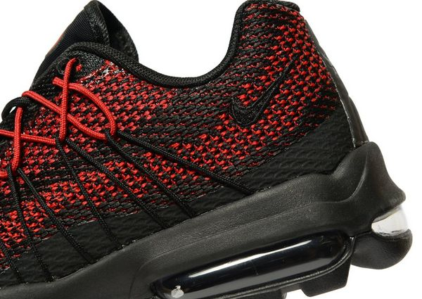 nike air max 95 ultra jacquard red