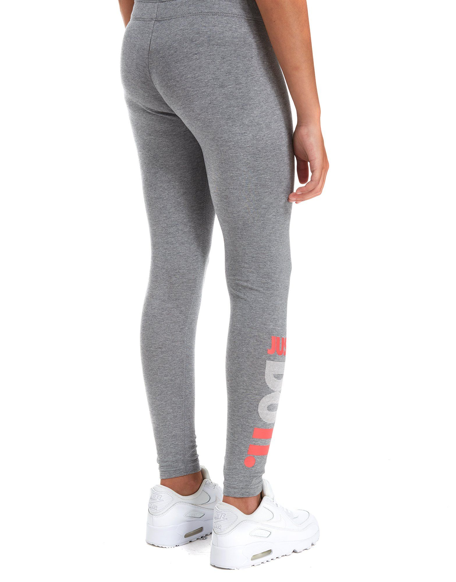 Nike Girls' Just Do It Leggings Junior