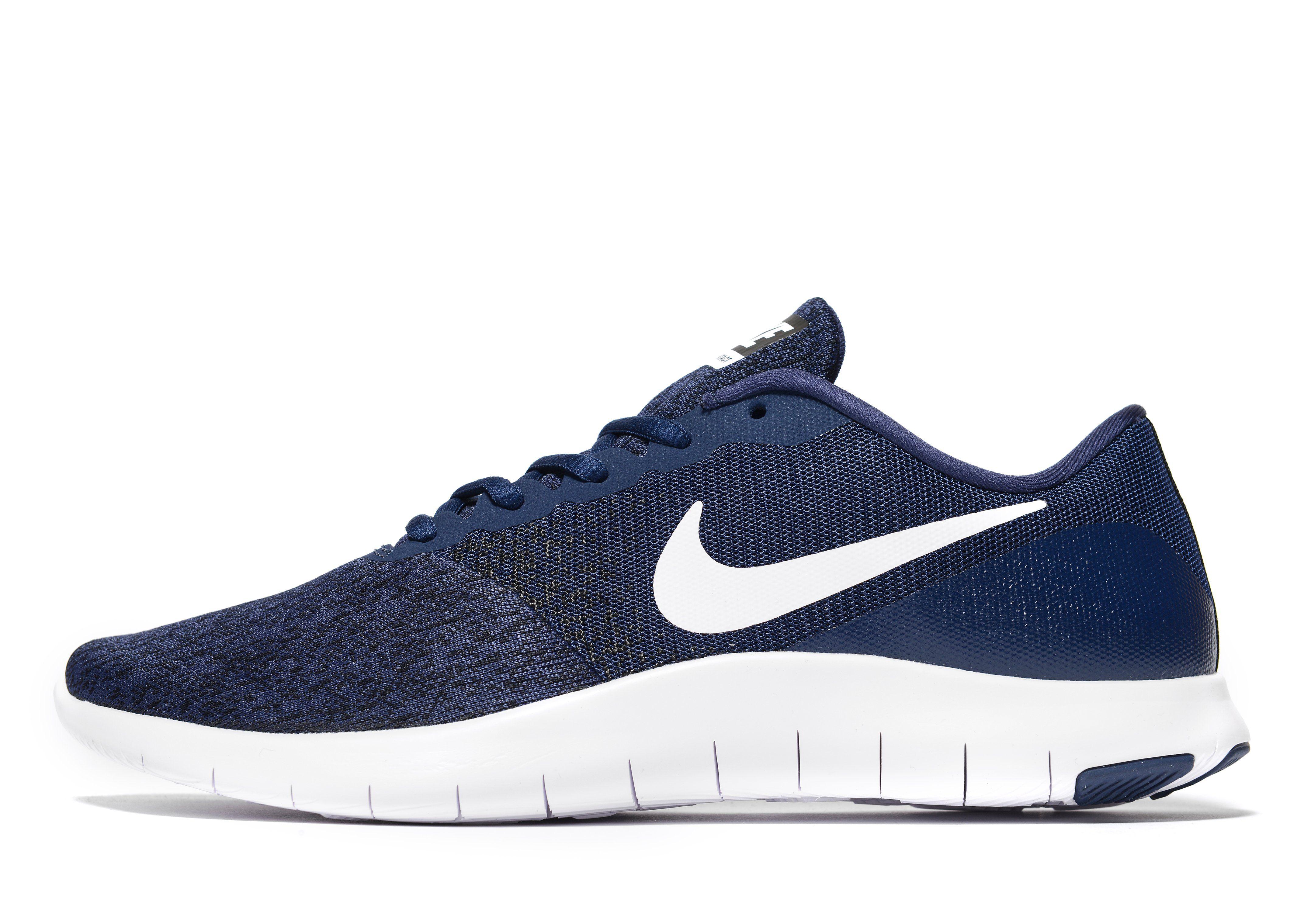 nike running shoes for men blue. nike flex contact running shoes for men blue