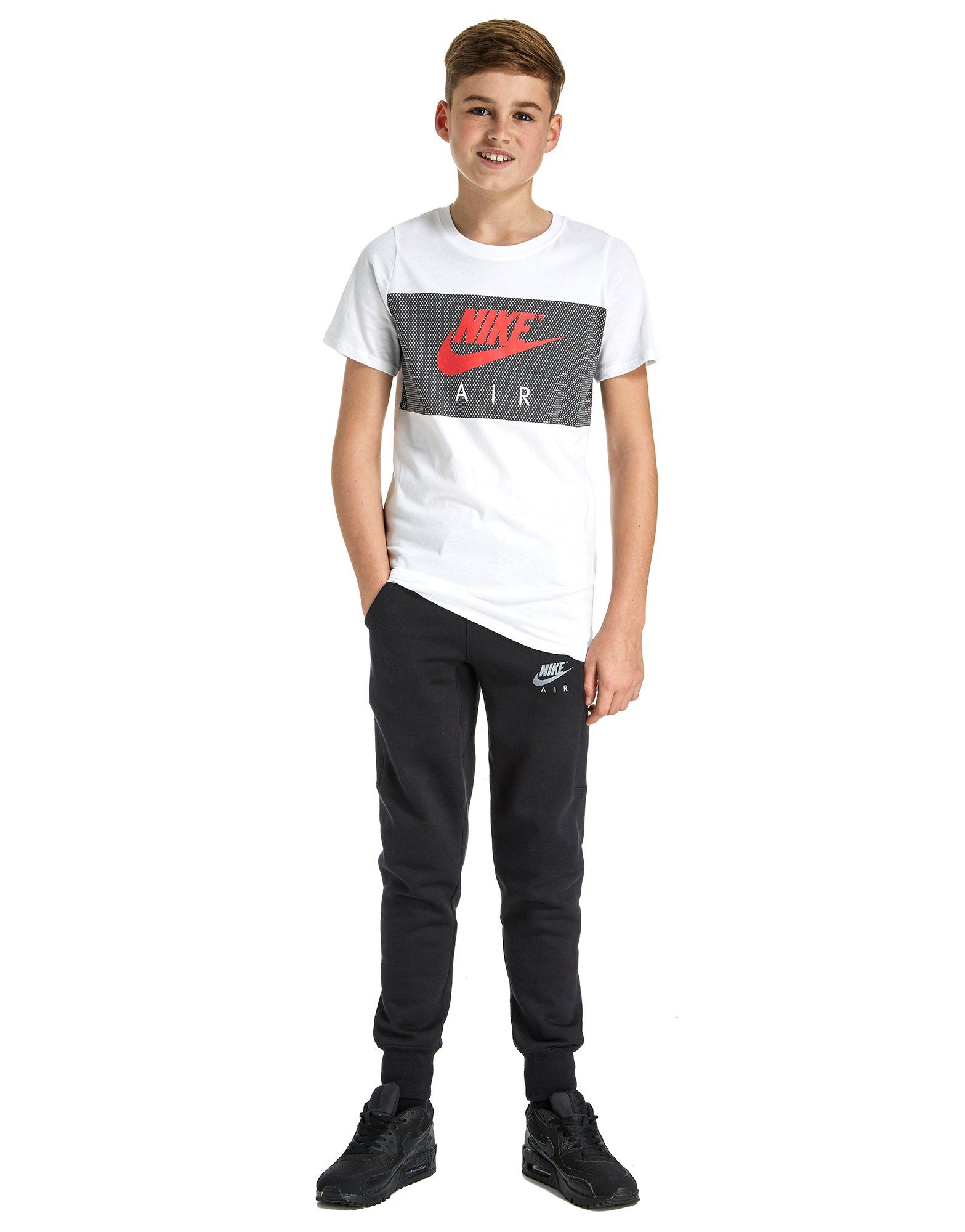 Nike Air Colour Block T-Shirt Junior