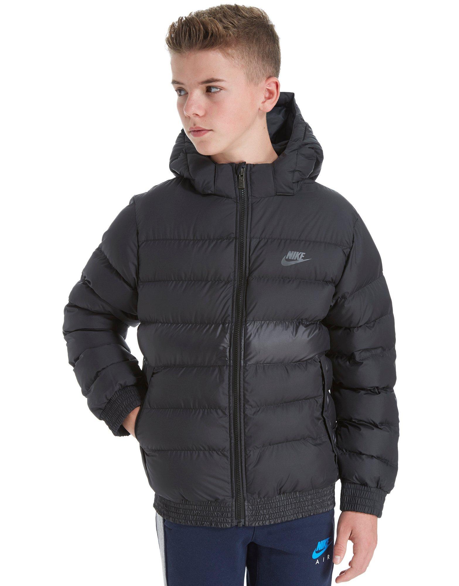 nike puffer jacket kids