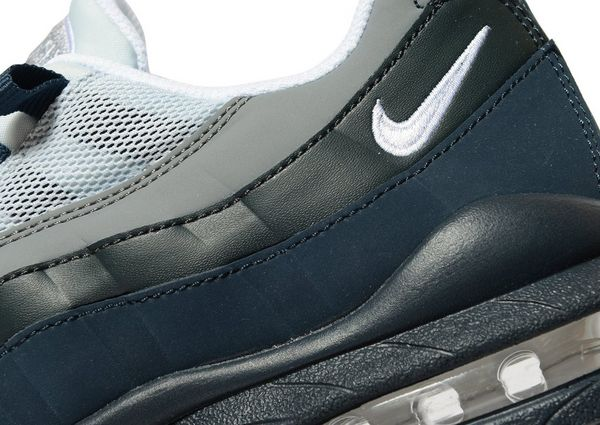hot sale online bc67d 05657 cheap air max 95 junior blue and white 306a5 247ba