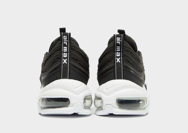 air max 97 triple black junior
